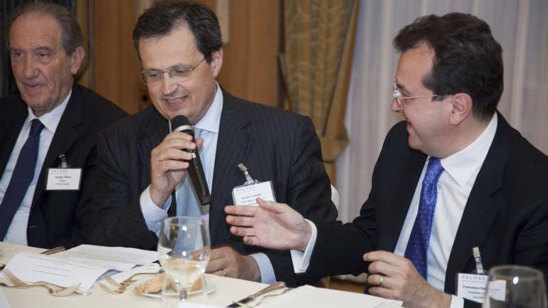 Cenacolo con Guido Corbetta Professore ordinario di Corporate Strategy e titolare della Cattedra AIdAF – EY Università Bocconi