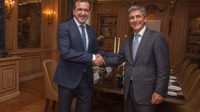 Cenacolo con Stefano Venturi Vice Presidente e CEO Hewlett Packard Enterprise Group in Italia