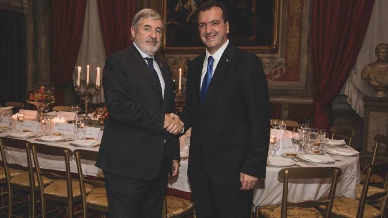 Cenacolo con Marco Bucci Sindaco di Genova